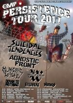 SUICIDAL TENDENCIES headlinen Persistence Tour 2017
