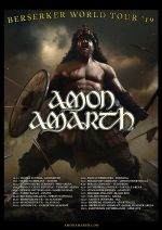 "AMON AMARTH im Winter auf ""Berserker Tour"""