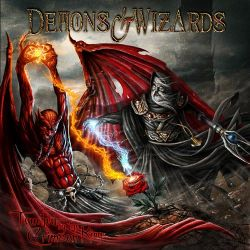 Demons & Wizards - Touched By The Crimson King (2 CD) (Remaster 2019)