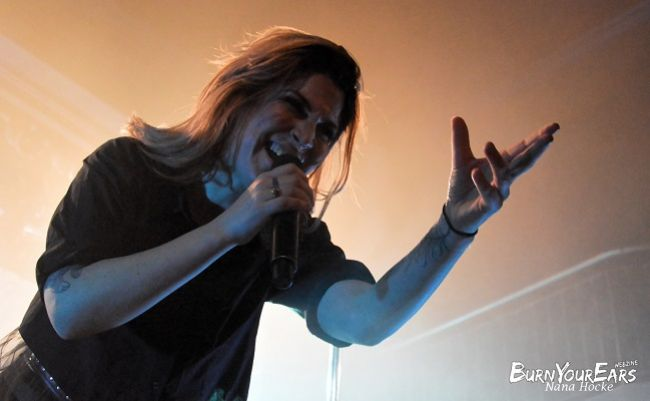 "Delain, Arkona - Der Bericht von der ""The Masters Of Destiny""-Tour in Hamburg"