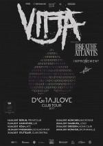 """VITJA kommen auf """"Digital Love Club Tour"""" im April"""