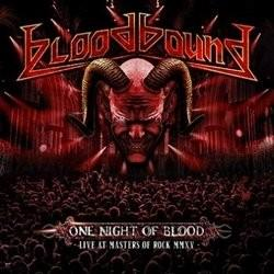 Bloodbound - One Night Of Blood (CD/DVD)
