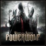 "POWERWOLF - Re-issue von ""Blood of the Saints"" am 24. April"