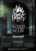 DARK FORTRESS – Herbsttour mit SECRETS OF THE MOON und SCHAMMASCH