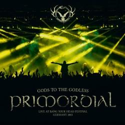 Primordial - Gods to the Godless (Live at BYH 2015)