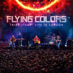 Flying Colors - Third Stage: Live In London (2CD+DVD)