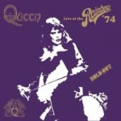 Queen - Live At The Rainbow '74 (Doppel-CD)