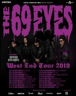 "THE 69 EYES: Video zum Song ""Burn Witch Burn"" / Tour ab November"