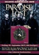PARADISE LOST enthüllen neues Lyricvideo