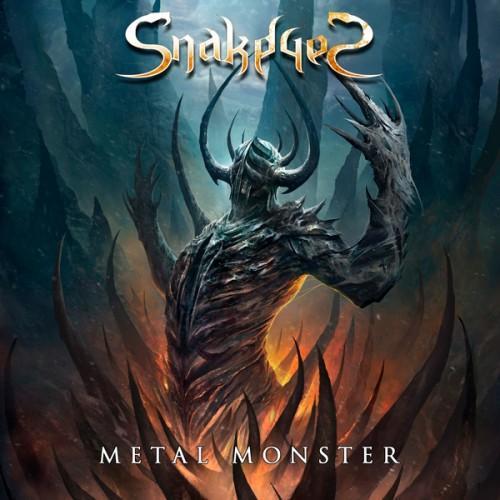"SNAKEYES – neues Album ""Metal Monster"" - BurnYourEars Webzine"