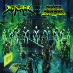 Distillator vs. Space Chaser - Split Album