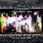 The Neal Morse Band - The Great Adventour 2019 - Live In Brno (2CD+2BD)