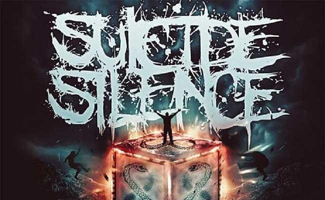 Suicide Silence, Thy Art Is Murder & Fit For An Autopsy - Hamburg / Knust