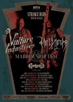 VULTURE INDUSTRIES auf Tour mit HELHEIM