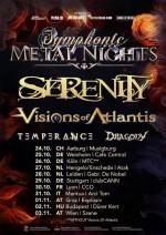 "SERENITY laden zur ""Symphonic Metal Nights""-Tour 2018"