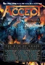 NIGHT DEMON auf Tour mit ACCEPT