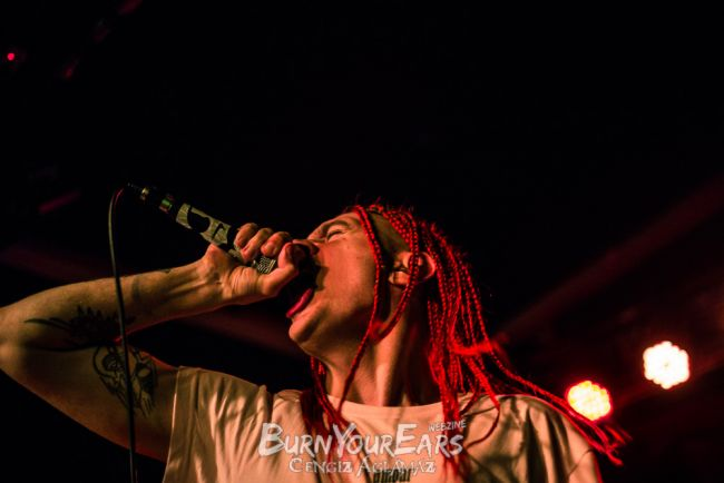 This Is Not Utopia - Bilder von der Record-Release-Show