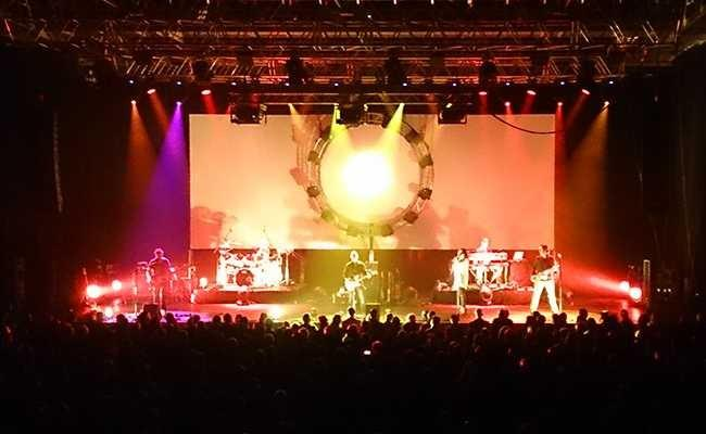 Echoes performing the music of Pink Floyd - Siegen / Siegerlandhalle