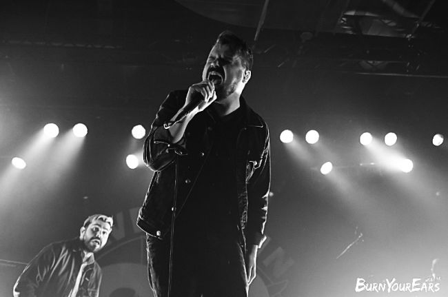Silverstein und Hawthorne Heights - Fotos der 20 Year Anniversary Tour in Köln
