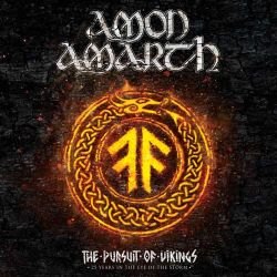 Amon Amarth - The Pursuit Of Vikings (2DVD+CD)