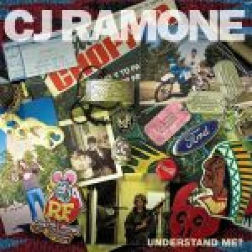 CJ Ramone - Understand Me (Single)