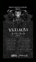 VLTIMAS auf Tour mit THE GREAT OLD ONES