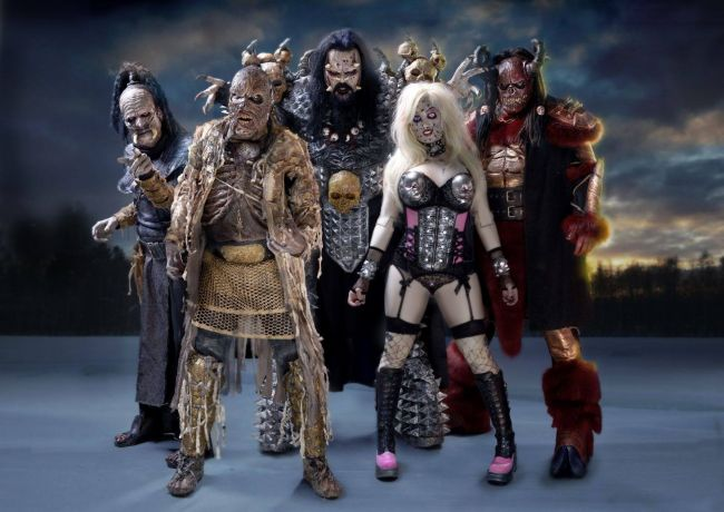 Lordi, Follow The Cipher, Silver Dust - Der Konzertbericht aus der Ludwigsburger Rockfabrik