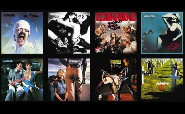 Review Special: SCORPIONS - 50th Anniversary Deluxe Editions