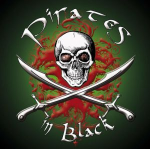 Pirates In Black - s/t
