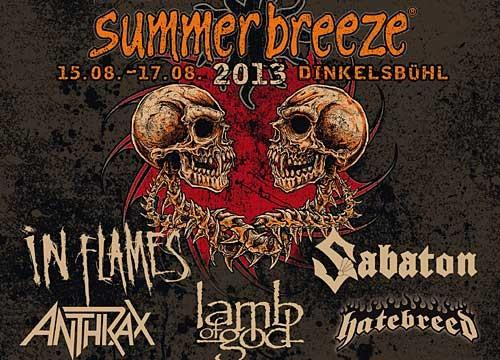 Summer Breeze 2013 - Der Festivalbericht