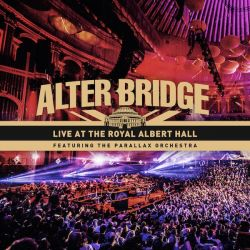 ALTER BRIDGE bringen Live-DVD heraus - BurnYourEars Webzine